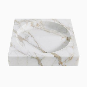 Marble Vide Poche by Henry Wilson