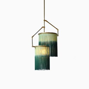 Green Charme Pendant Lamp by Sander Bottinga