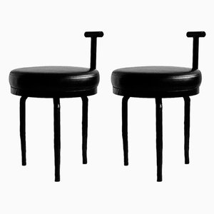 Creachairs Stools by Cal Summers, Set of 3