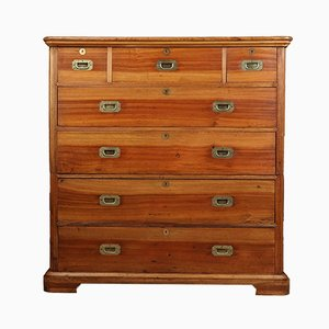 Antique Military Chest, 1880s