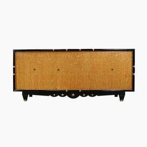 Mid-Century Ash and Birch Sideboard, 1960s