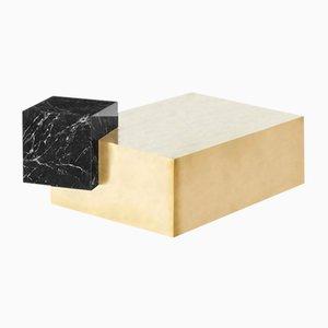 Table Basse à Cube par Arielle Lichten