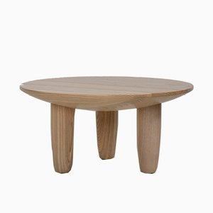 Table Basse Contemporaine en Frêne par Victoria Yakusha