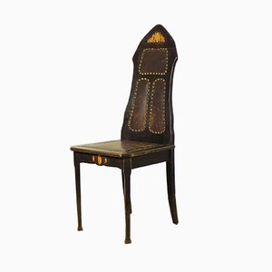 Antique Dining Chair by Joseph Maria Olbrich