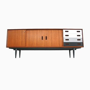 Mid-Century Teak Sideboard from Lefèvre Omer, 1960s