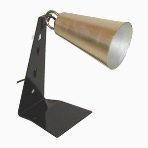 Lámpara de mesa austriaca de J. T. Kalmar, años 50