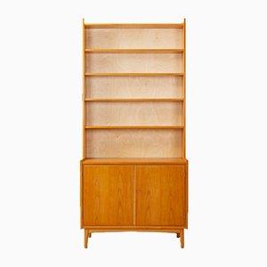 Cherrywood Veneer Dresser, 1950s