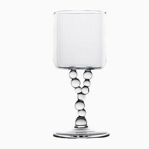 Weinglas aus der Alchemica Serie von Simone Crestani