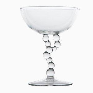 Bicchiere Manhattan della serie Alchemica di Simone Crestani