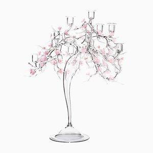 Blossom Candelabra by Simone Crestani