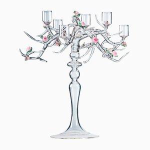 Rose Kerzenständer von Simone Crestani