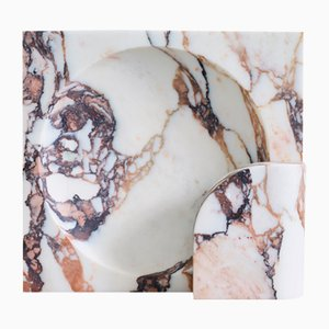 Wandleuchte aus Calacatta Viola Marmor von Henry Wilson