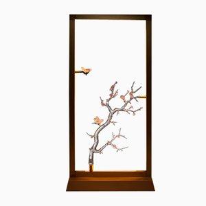 Butterfly Tischlampe aus der E-Sumi Kollektion von Simone Crestani