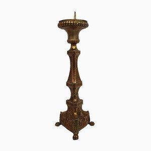 Candelabro Napoleón III antiguo