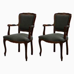 Vintage Armchairs, 1970s, Set of 2