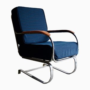 Lounge Chair by K.E.M. Weber for Lloyd Manufacturing, 1930s