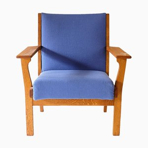 Mid-Century Danish Armchair by Hans J. Wegner for Getama, 1960s
