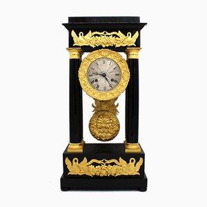 Antique Empire Pendulum Clock