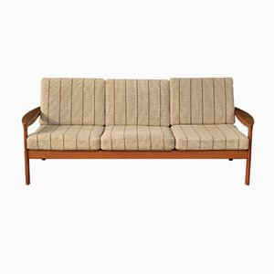 Mid-Century 3-Seater Sofa