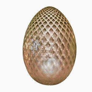Lámpara de mesa Egg de Murano 5, años 90