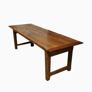 Mesa de comedor francesa antigua