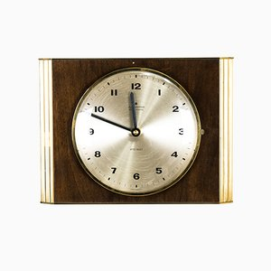 Vintage Wall Clock from Junghans, 1960s