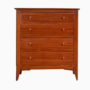 Teak Chest from Lebus, 1960s