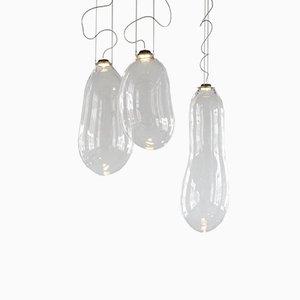 Lámpara colgante en forma de burbuja grande de Alex De Witte