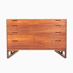 Mid-Century Danish Rosewood Dresser by Svend Langkilde for Langkilde, 1960s