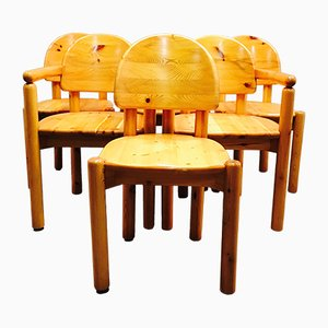 Dining Chairs by Rainer Daumiller, 1970s, Set of 6