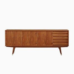 Mid-Century Sideboard aus Teak im skandinavischen Design von Sven Andersen für Andersen Møbelfabrik, 1950er