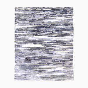 Tencel Baby Seal Teppich von Jorey Hurley für Junior Monarch