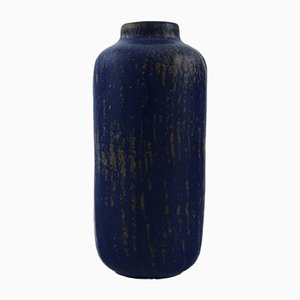 Glazed Stoneware Rubus Vase by Gunnar Nylund for Rörstrand, 1960s