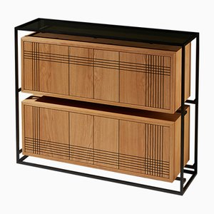 Mueble Shapes 7 de Atelier Minerva
