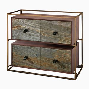Mueble de dos pisos Ursprung de Eugene Russo