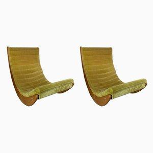 Sessel von Verner Panton für Rosenthal, 1970er, 2er Set