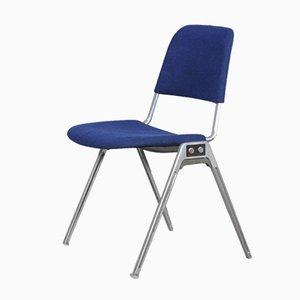 Stapelbare Mid-Century Modell 1601 Esszimmerstühle von Don Albinson für Knoll Inc./Knoll International, 18er Set