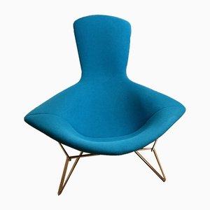 Model Bird Lounge Chair by Harry Bertoia for Knoll Inc. / Knoll International, 1990s