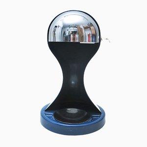 Lampe de Bureau Space Age Bleue, 1960s