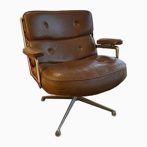 Modell ES 105 Schreibtischstuhl von Charles & Ray Eames für Herman Miller, 1970er