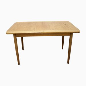 Mid-Century Teak Extendable Dining Table from Meredew, 1970s
