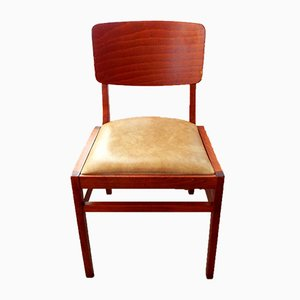 Vintage Stacking Dining Chair by Benchair