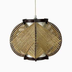 Mid-Century Space Age German Ceiling Lamp