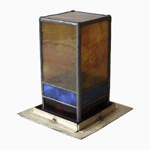 Lámpara de techo vintage, años 30