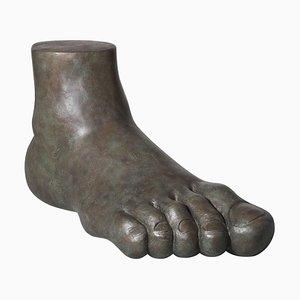 Pies de bronce de Gaetano Pesce para Superego Editions