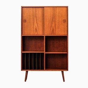 Danish Teak Shelf, 1960s