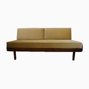 Sofá cama de Walter Knoll / Wilhelm Knoll, años 50
