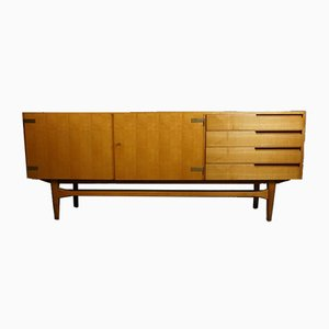 Cherrywood Sideboard from E. & W. Oexmann, 1961