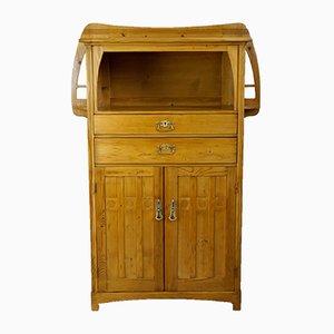 Mobiletto Art Nouveau antico, anni '10