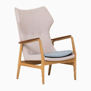 Dutch Lounge Chair by Aksel Bender Madsen for Bovenkamp, 1950s